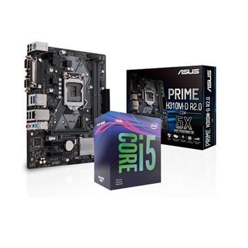 Intel i5-9400F/PRIME H310M-D R2.0/CSM