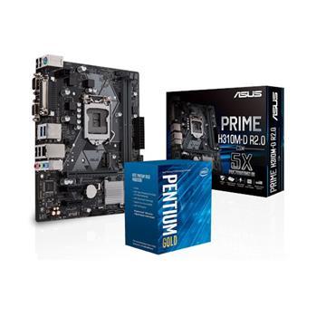 Intel G5400/華碩 PRIME H310M-D R2.0+CSM