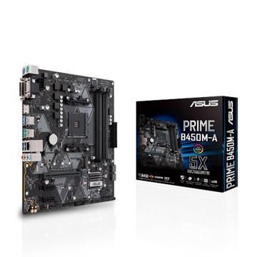 華碩 PRIME B450M-A 主機板