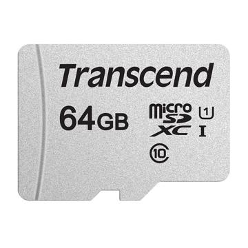 Transcend創見 Micro SDHC U1 C10 64G記憶卡