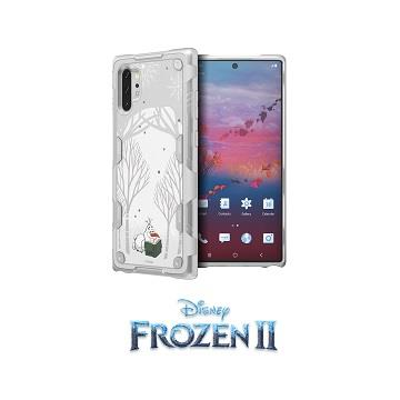 SAMSUNG Note10+智慧背蓋 冰雪奇緣2雪寶