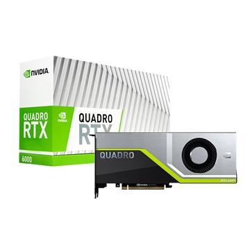 麗臺 Quadro RTX6000 繪圖顯示卡 RTX6000