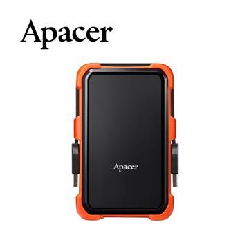 Apacer 2.5吋 2TB軍規行動硬碟(AC630)