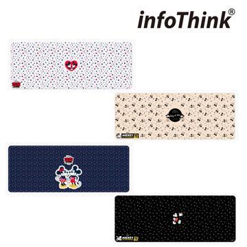 贈品-InfoThink 米奇系列滑鼠桌墊