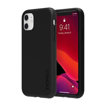 Incipio DualPro iPhone11雙層防摔殼-黑