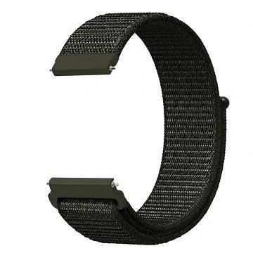愛買奇SAMSUNG WATCH運動錶帶-20mm 軍綠色