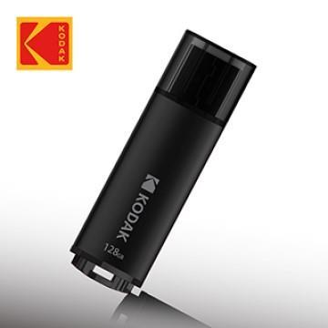 Kodak K243 128G金屬隨身碟-黑