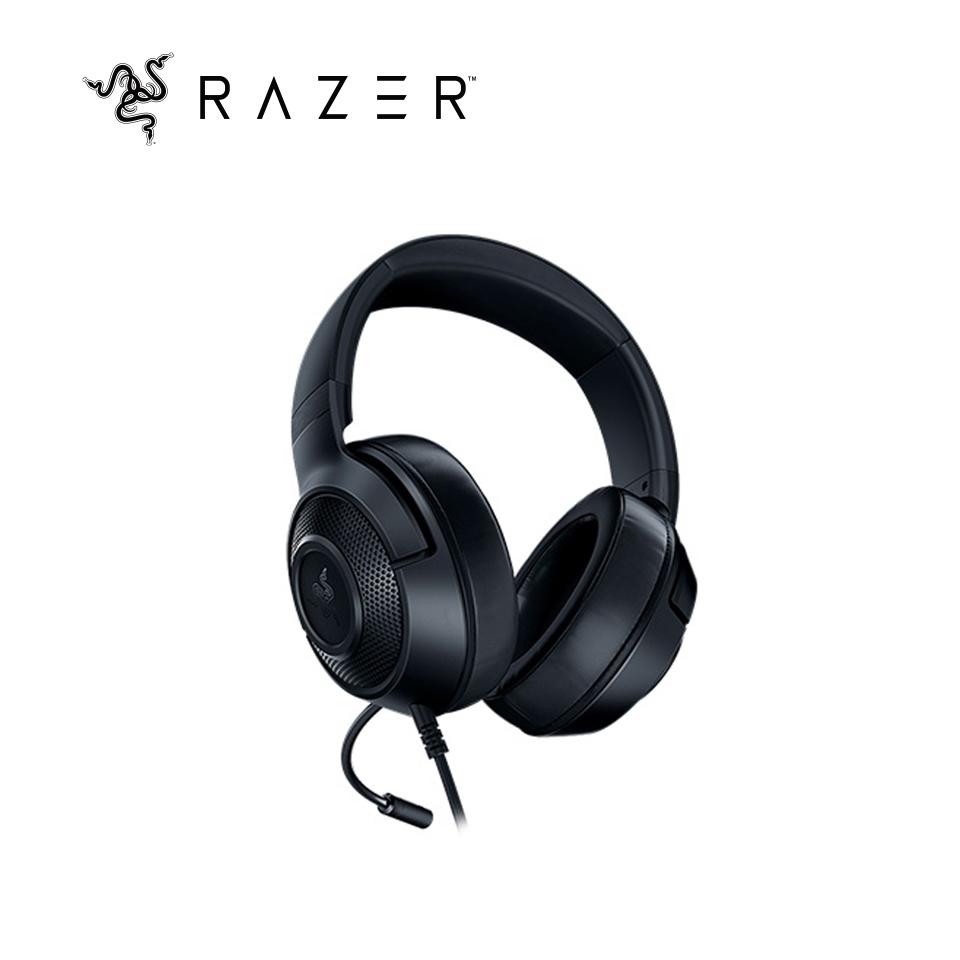 Razer KrakenX 北海巨妖電競耳麥-黑