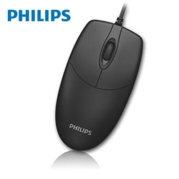 PHILIPS SPK7234 有線滑鼠 SPK7234