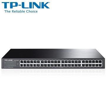 TP-LINK TL-SF1048機架裝載交換器