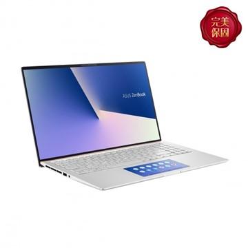 ASUS華碩 ZenBook 筆記型電腦 銀(i5-10210U/GTX1650/8GB/512GB)