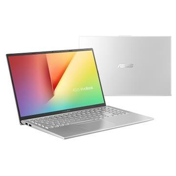 ASUS Vivobook X512FL-冰河銀 15.6吋筆電(i5-10210U/MX250/4GD4/256G+1T) X512FL-0568S10210U