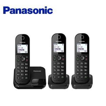【福利品】Panasonic中文輸入三機無線電話