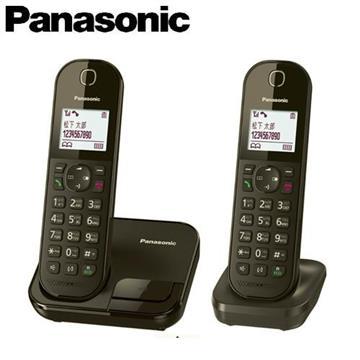 【福利品】Panasonic中文輸入雙機無線電話
