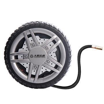【安伯特】悍馬輪胎打氣機照明/胎壓/打氣