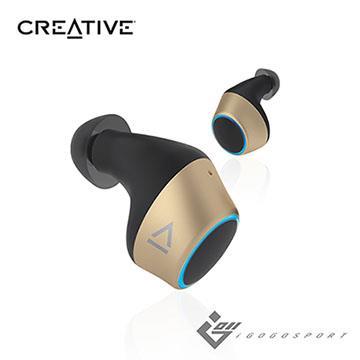Creative Outlier Gold 真無線藍牙耳機