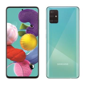 (福利品)SAMSUNG Galaxy A51 智慧型手機 晶礦藍