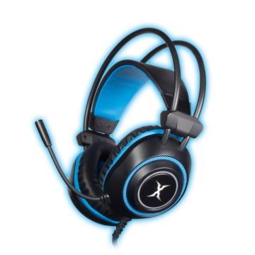 FOXXRAY 震電響狐USB電競耳機麥克風