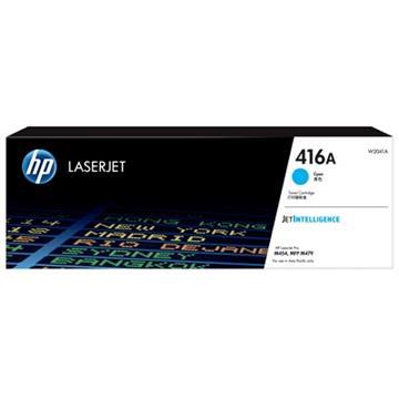惠普HP 416A 青色原廠 LaserJet 碳粉匣