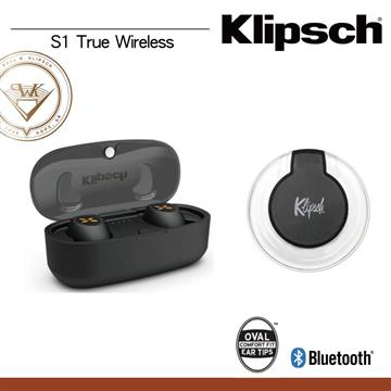 Klipsch S1 True Wireless 真無線藍牙耳機