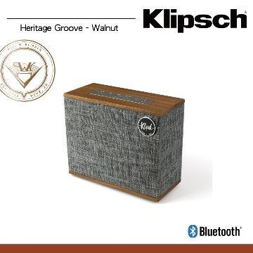 Klipsch Heritage Groove 藍牙喇叭-木紋色