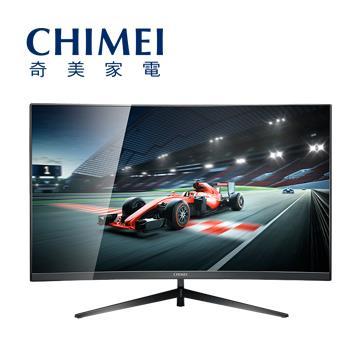 (福利品)CHIMEI奇美 27型曲面電競液晶螢幕