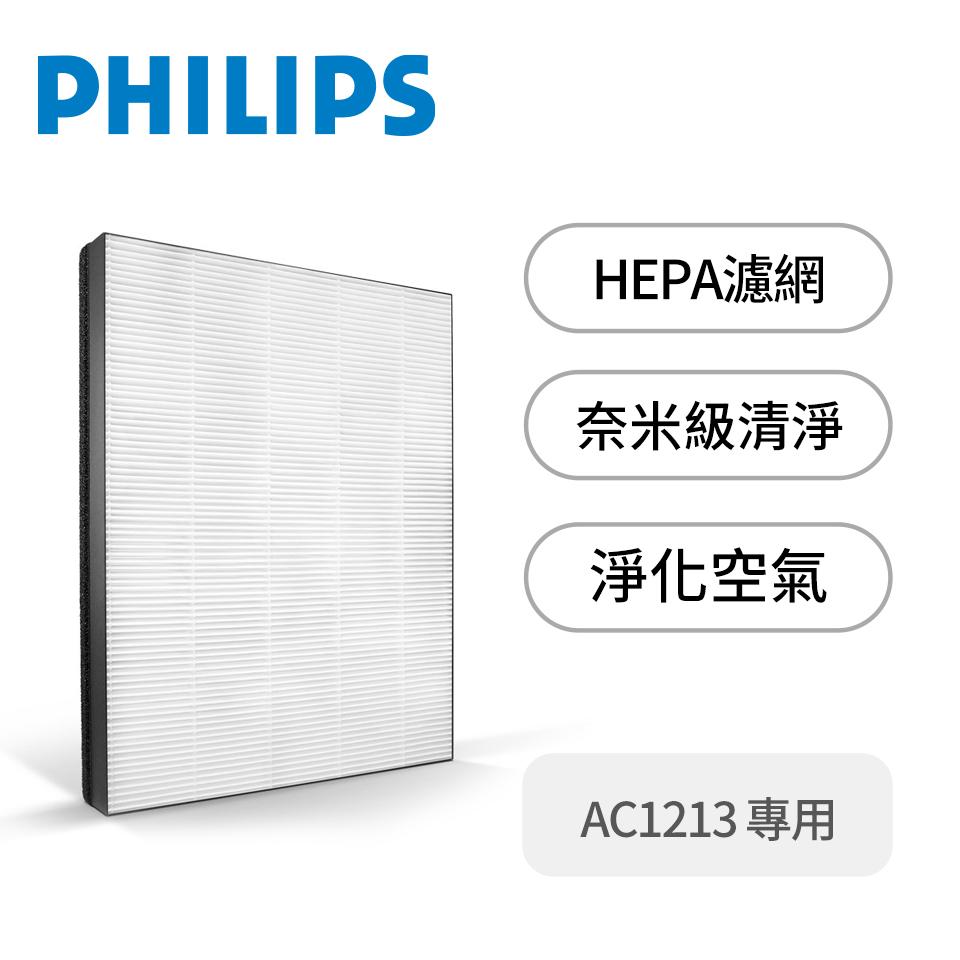 PHILIPS 舒眠抗敏空氣清淨機HEPA濾網