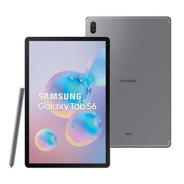 SAMSUNG Galaxy Tab S6 LTE 霧岩灰