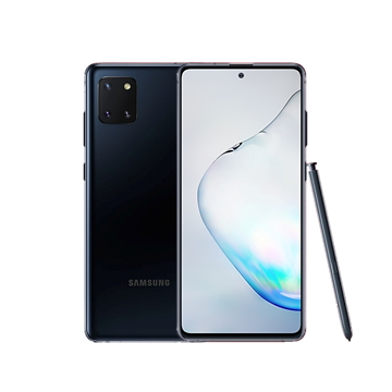 SAMSUNG Galaxy Note10 Lite 黑