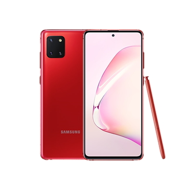 SAMSUNG Galaxy Note10 Lite 紅