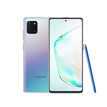 SAMSUNG Galaxy Note10 Lite 銀