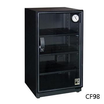收藏家 實用型電子防潮箱 93公升