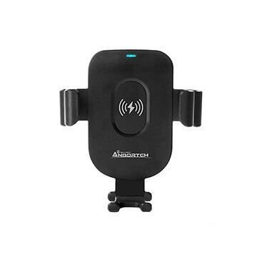 【安伯特】重力感應手機架-旋鈕CD口 AA300130