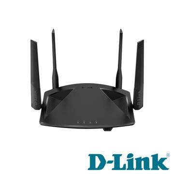 D-Link DIR-X1860 Wi-Fi 6雙頻無線路由器