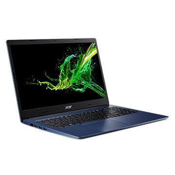 ACER A315-藍 15.6吋筆電(i5-10210U/MX230/4GD4/256G+1T)