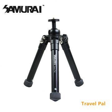 Samurai 旅遊型腳架(附自拍棒)