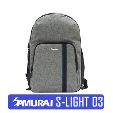 SAMURAI S-LIGHT 03 多用途高級相機包