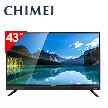 奇美CHIMEI 43型 FHD 顯示器 低藍光