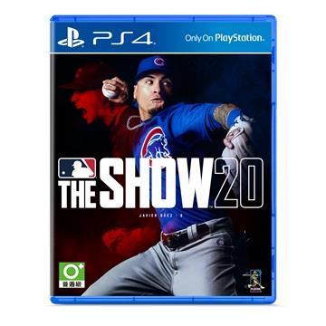 PS4 MLB美國職棒大聯盟20 英文版