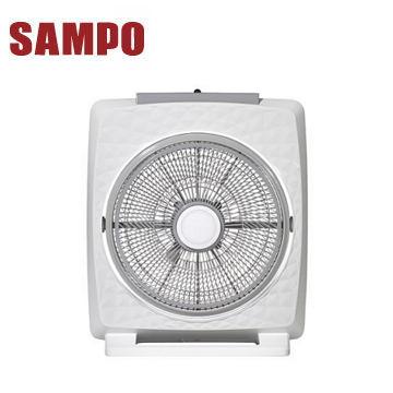 聲寶SAMPO 14吋微電腦DC節能箱扇