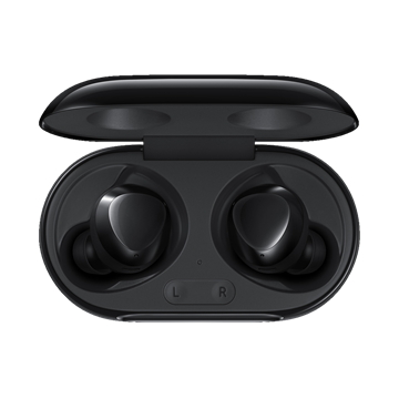 SAMSUNG Galaxy Buds+ 琺瑯黑
