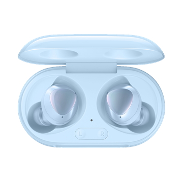 SAMSUNG Galaxy Buds+ 水玉藍