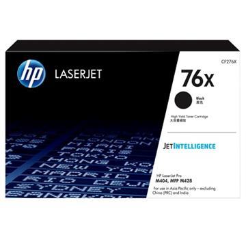HP 76X 黑色原廠 LaserJet 碳粉匣 CF276X
