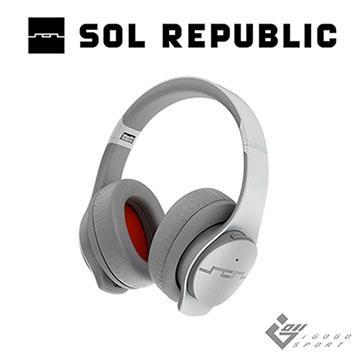 Sol Republic Soundtrack Pro 降噪耳機-灰