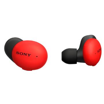 SONY WF-H800真無線藍牙耳機-紅