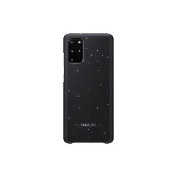 SAMSUNG Galaxy S20+ 原廠LED智慧背蓋-黑