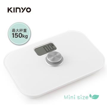 KINYO 環保免電池迷你體重計