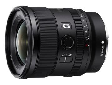 索尼SONY SEL20F18 G系列超廣角定焦鏡頭