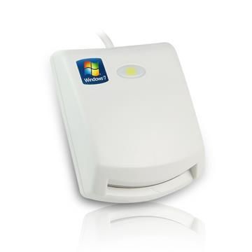 【拆封品】aibo EZ100PU 多功能ATM晶片讀卡機