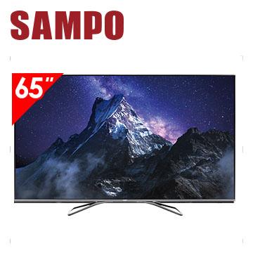 聲寶Sampo 65型 量子點極網廣色域顯示器